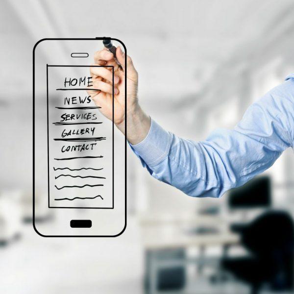 تصميم تطبيق حجز خدمات